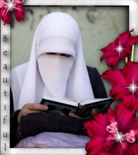 cadar baca Quran