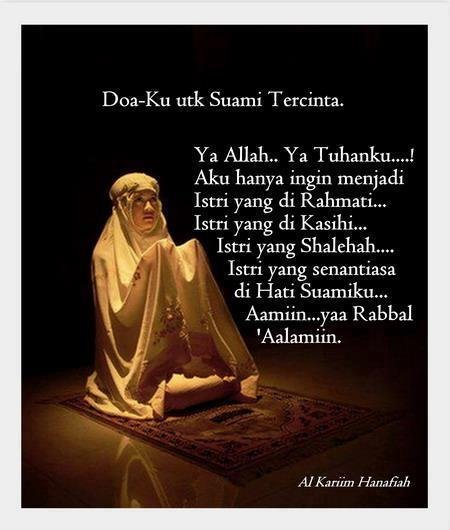 Doa untuk suami