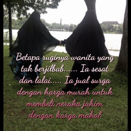 jilbab sesat