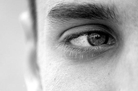 Mata lelaki
