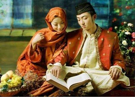 Pasangan baca quran