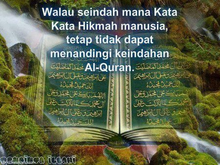 Quran indah tidak ada tandingan