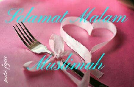 Selamat malam muslimah