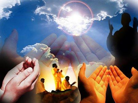 Tangan berdoa 1