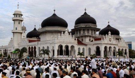 Aceh-Shalat