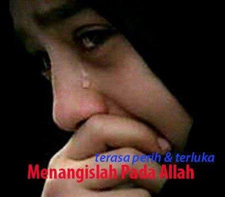 Air mata untuk allah