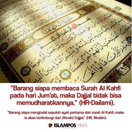 Baca Al Khafi 10 ayat