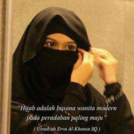 Cadar hijab modern