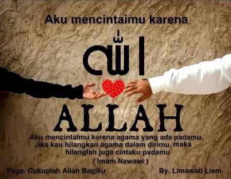 Cinta karena allah 2