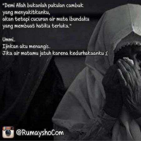 Ibu dan air mata
