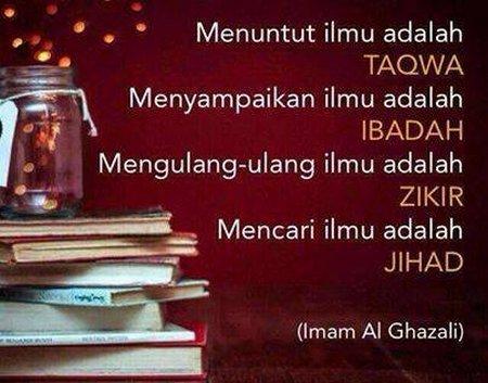 Ilmu imam ghazali