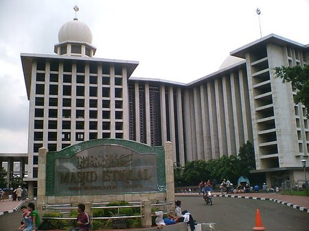 Mesjid Istiqlal