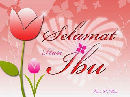 Selamat hari-ibu