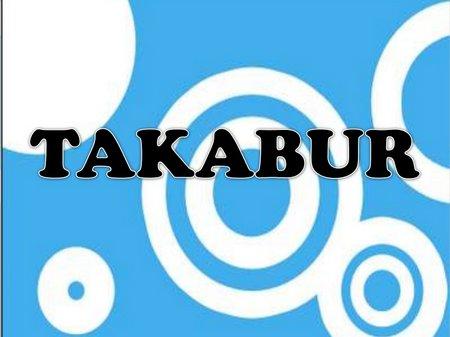Takabur