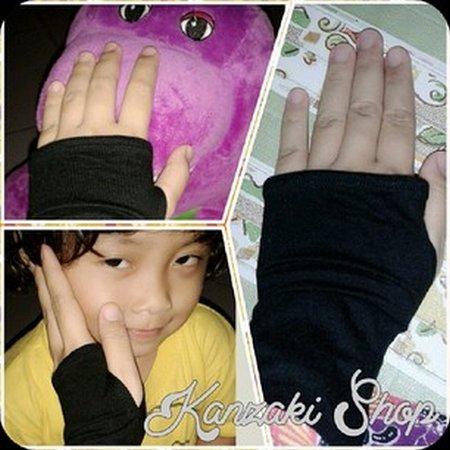 Tangan manset anak