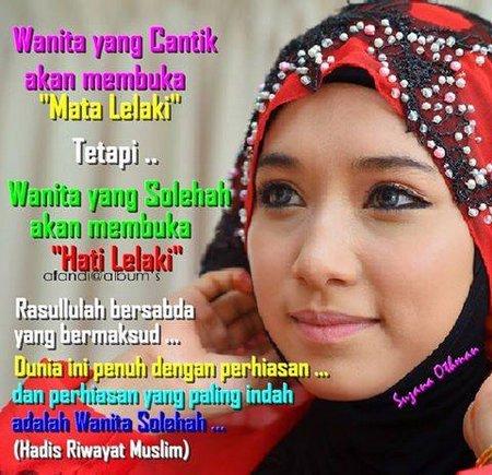 Wanita cantik Amin Hms