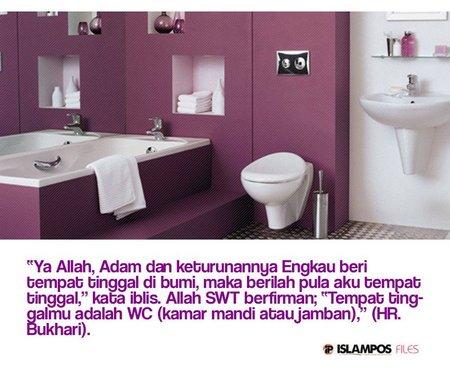WC setan