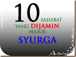 10 SAHABAT NABI