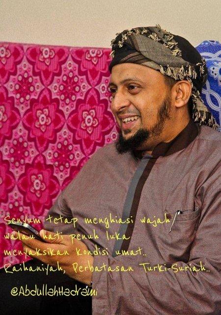 Abdulah Sholeh Hadrami