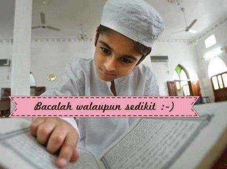 Baca lah quran