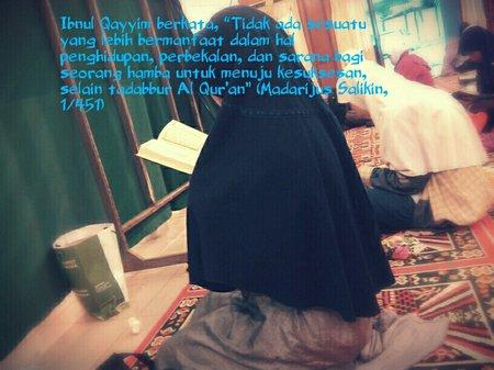 Baca quran tadabur
