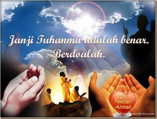 Berdoalah 1