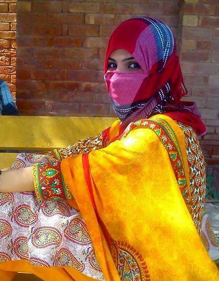 Cadar niqabi 5