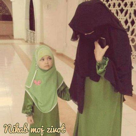Cadr hijau ama anak