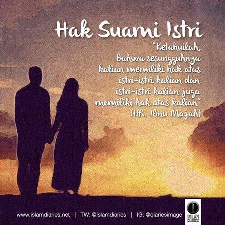 Hak suami istri cris