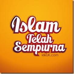 Islam sempurna