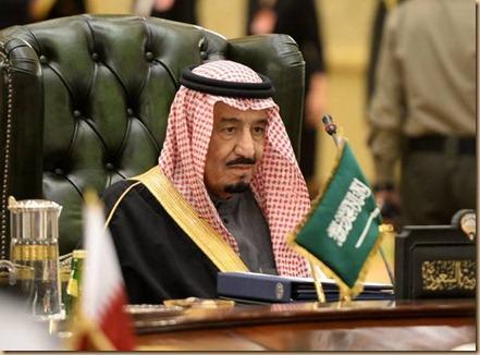 Raja arab baru