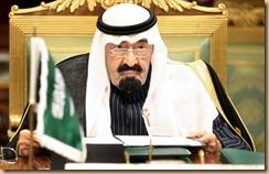 Raja arab meninggal