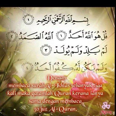 Surah Al - Ikhlas