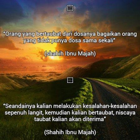 Taubat Shahih G+
