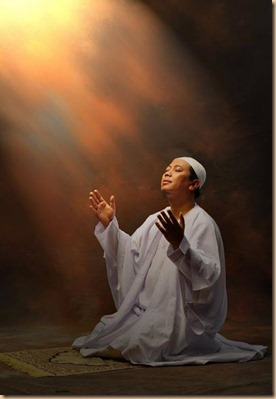 Berdoa opick