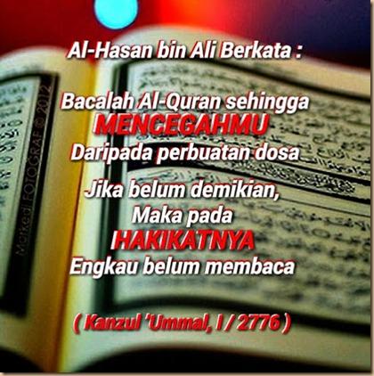 Quran mencegah mu G_