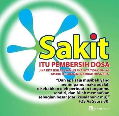Untuk Yang Sedang Sakit Hikmah Sakit By Salim A Fillah