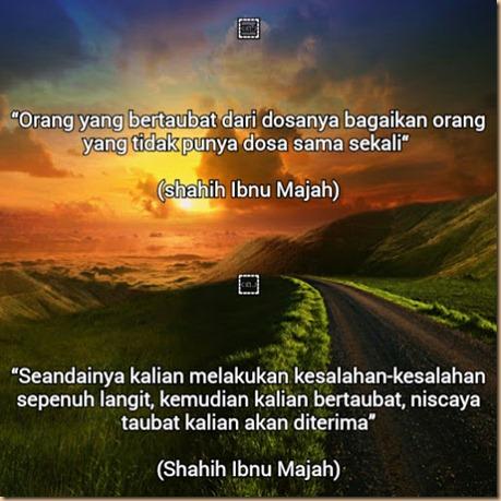 Taubat  Shahih G
