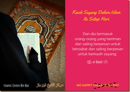 Valentin dlm islam