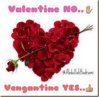 Valentine no abdullah