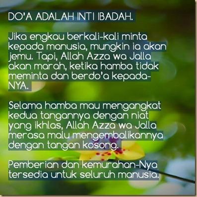 ⚡3 Waktu Terkabulnya Doa di Bulan Ramadhan | Blognyafitri ...