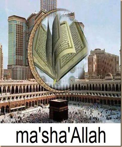 Qur'an ma'sha 'Allah