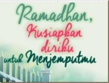 Ramadhan kujemput
