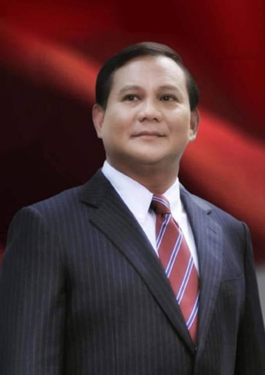 Prabowo gagah