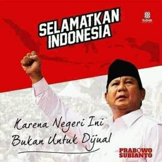 Prabowo indonesia