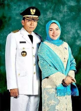 TGB dan istri