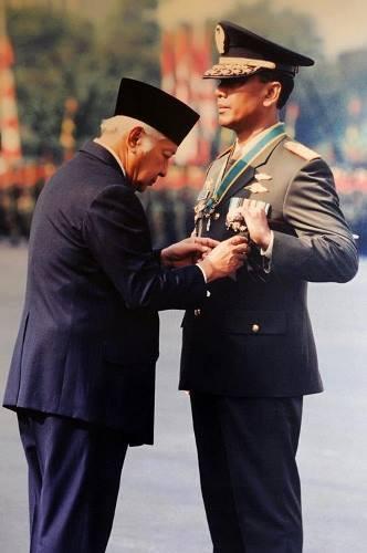 Suharto dan wiranto